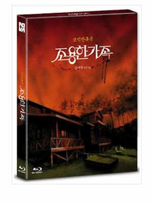 "KOREA MOVIE ""The Quiet Family"" Blu-ray/ENG SUBTITLE/REGION A/ Full slip"