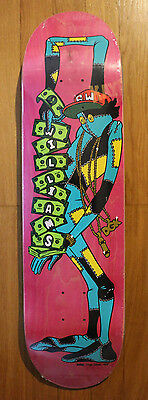 Skateboard deck - Stevie Williams - Ray Barbee Homage - DGK Dirty Ghetto Kids