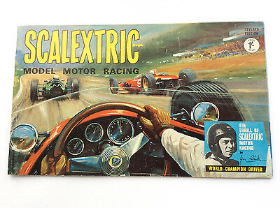 Scalextric Catalogue Seventh Edition