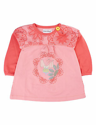 Phister & Philina Baby Kleid Lazy in Rosa