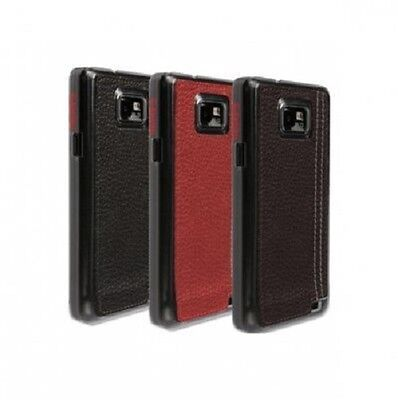 Krusell Undercover Brown Gaia Back Case Cover for Samsung i9100 Galaxy S2 S II