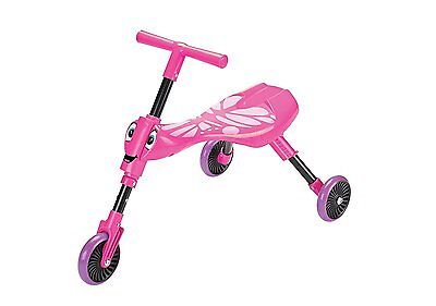 Scuttlebug Butterfly Bug - Scuttle Bug Tricycle Pink/Purple