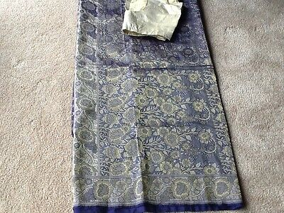Indian Pakistani Banarsi Silk Saree
