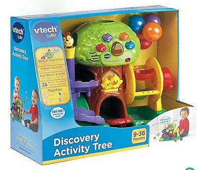 Vtech Baby Discovery Tree Baby Activity Toy