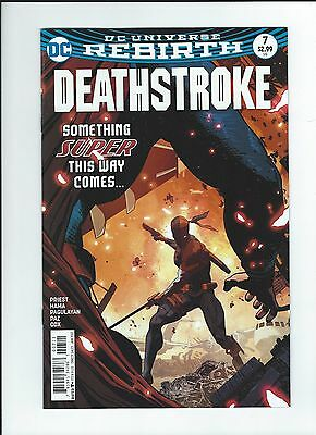 Deathstroke #7 Cover A