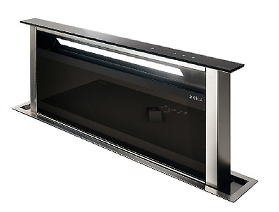 ELICA ANDANTE GME Cooker Hood ADAGIO GME BL/F/90  Downdraft Extractor!