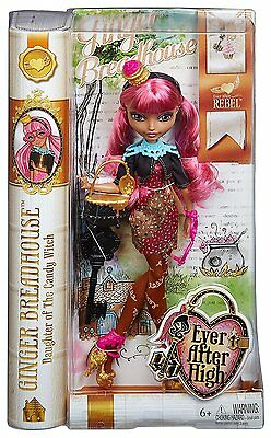 Ever After High Rebel Toy - Ginger Breadhouse Deluxe Fashion Doll