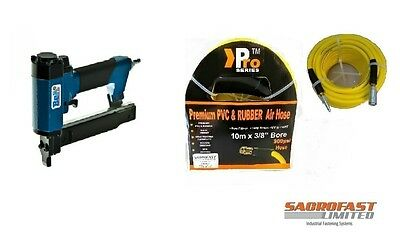 BeA 90/32-611 AIR STAPLER WITH 10M AIR HOSE