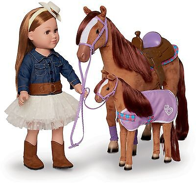 My Life As 18 Cowgirl Doll, Red Hair