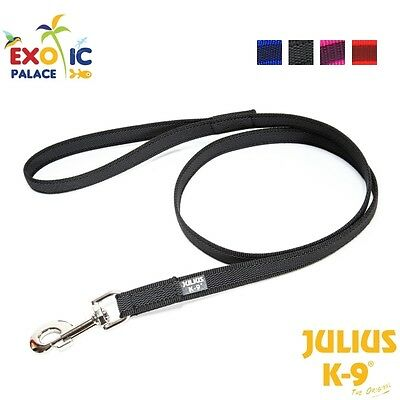 Julius-K9 Super Grip Leash Guinzaglio In Gomma Antiscivolo Per Cane Con Manico