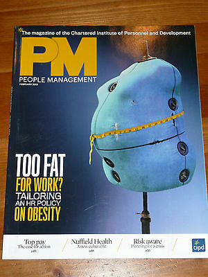 Pm People Management Mag Feb 2012 Obesity Top Pay Nuffield Health Risk Aware