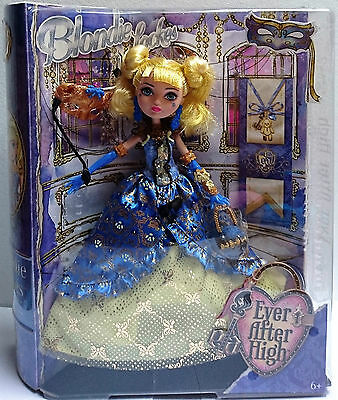 Ever After High | Thronecoming | Blondie Lockes | Daughter of Goldilocks | Doll