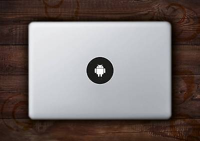 "Android Sticker Decal Vinyl for Apple Macbook Air/Pro 11"" 12"" 13"" 15"" inch"
