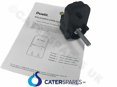 Genuine New Dualit Timer Switch For 2 3 4 Slice Models & Combi Toasters Parts