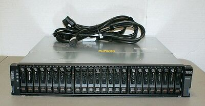 IBM DS3524 24 Bay Dual Controller Storage System 1746A4D w/ 24 Drive Caddys