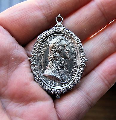 Charles I Royalist Badge Token