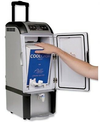 Coolcask Thermoelectric Spring Water Dispenser. Model Ae 0807Sc. New.