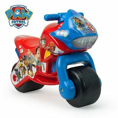 Paw Patrol Ride-On Toddler Motorbike Childs Push Along Outdoor Indoor Toy