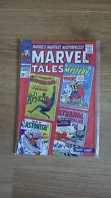 Marvel Tales #7 Mar 1967 Vg/fn Amazing Spider-Man #10 Thor Ant-Man Wasp Torch