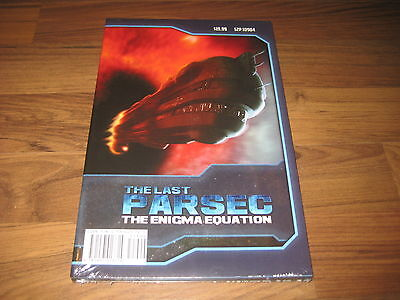 The Last Parsec GM Screen + Adventure HC Studio 2 Savage Worlds Neu New Sealed