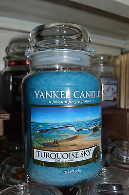 Yankee Candle Turquoise Sky 623 gr.