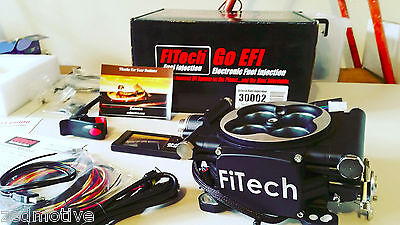 Fitech Go EFi 4 600HP Black Finish 30002 Aussie Stock Last One in Stock