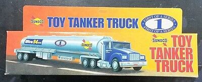 Sunoco Toy Tanker Truck 1994 Collectors Edition