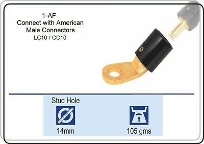 Af Terminal, 1-Af Insulated Positive-Cam Lug Terminal Use With Lc10, 1-Af