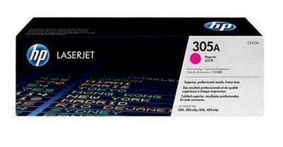 Genuine HP Laserjet Printer Toner Cartridge 305A / CE413A (Magenta)