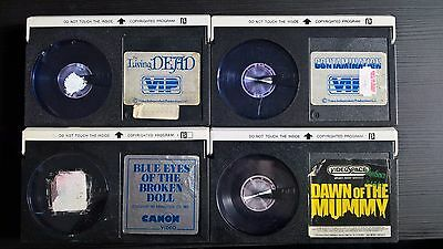 5X Beta Nasties / Living Dead / Contamination / Blue Eyes / Dawn Of Mummy+ Dpp39