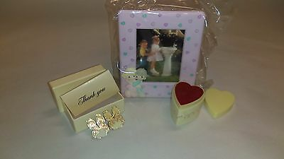 Precious Moments  lot heart stamp shirt sweater or jacket lapel pins pink frame