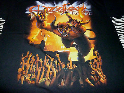 Ozzfest 2002 Shirt ( Used Size L ) Very Nice Condition!!!