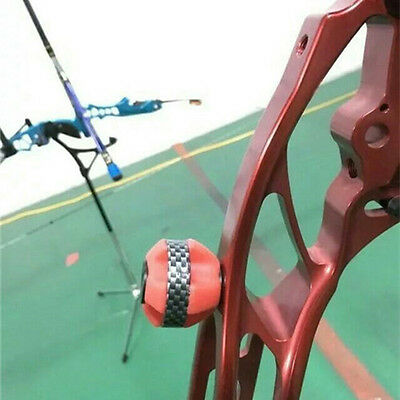 Bow Stabilizer Ball for Compound Bow Hunting Archery Noise Vibration Dampening