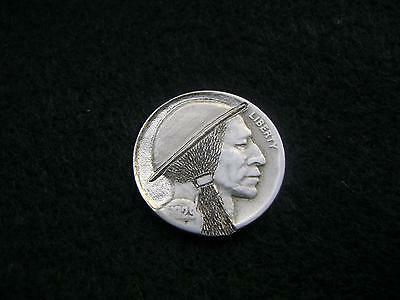 """1929 Hobo Nickel """"Indian Scout"""""""