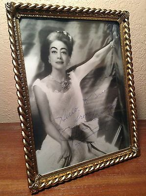 GOLD GILDED TWISTED ROPE PICTURE FRAME 8x10 HOLLYWOOD REGENCY