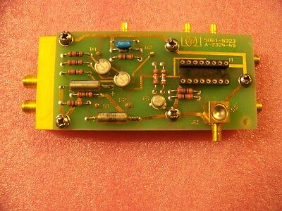 HP 5086-7304 Modulator Splitter for 2.3-6.7GHz in working condition for HP 8341B