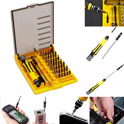 New Super 45 iN 1 Hardware Screw Driver Laptops Manual Tool Set Kit For Computer