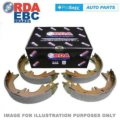 Rear Set Brake Shoes Ford Festiva Wb Wd Wf From 1994-On