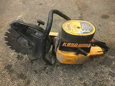 partner k650 Disc Cutter