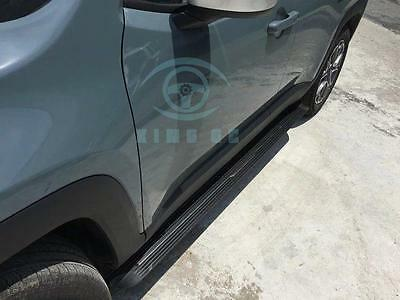 For JEEP renegade 2015-2017 new aluminium running board side step bar