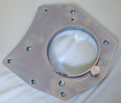 Ford Capri 3.0 essex - 4 to 5 speed gearbox conversion adapter plate