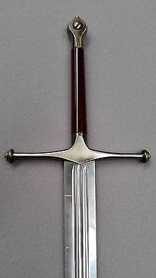 """ICE"" Game of Thrones Sword of Eddard Stark HBO Version Replica With Plaque"