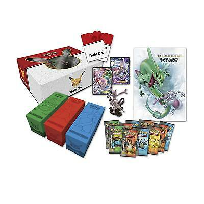 Pokemon Mew and Mewtwo Super Premium Collection New and Sealed! 20th Anniversary