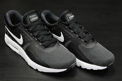 [876070 004] NEW Men's Nike Air Max Zero 0 Essential Black White Dark Grey Le869