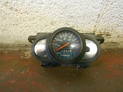 Kymco Agility 50 Clocks dash speedo instruments fuel gauage unit