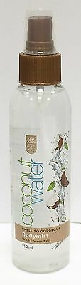 Just Coco Coconut Water Body Mist With Coconut Oil 150ml
