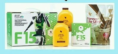 F15 Forever Living - Fitness programme - Free delivery