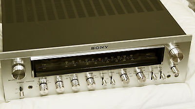 Sony STR - 7065A Vintage Stereo AM/FM Receiver, Restored