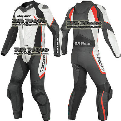Motorbike Motorcycle premium Leather racing 1 & 2 piece custom Suit