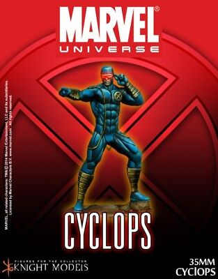 Cyclops Knight Models Marvel Miniatures Game New